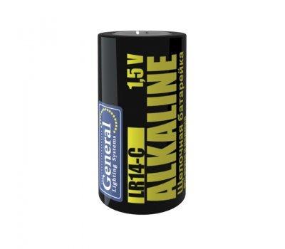 Батарейка GBAT-LR14 (C) малый бочонок щелочная
