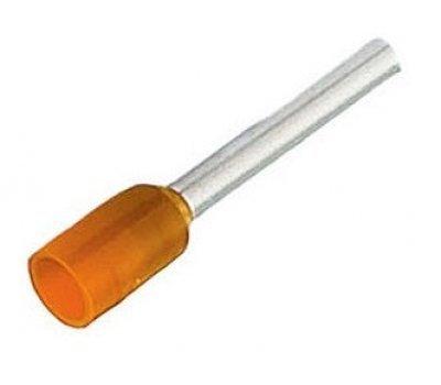 Наконечник-гильза GNGI-E-0,5-8 оранжевый