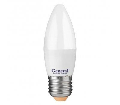Лампа GLDEN-CF-15-230-E27-6500