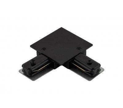 Коннектор G-1-TLT-I-IP20-B для шинопровода встраиваемого L-образный черный