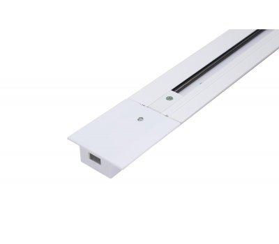 Шинопровод G-1-2-TR-I-IP20-W встраиваемый 2 метра белый