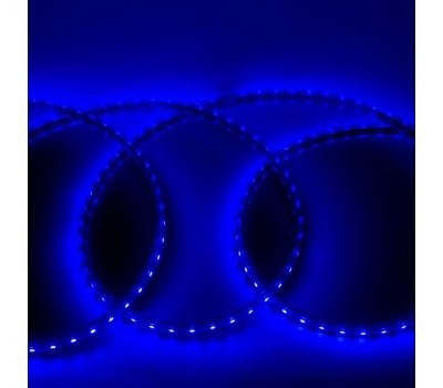 Лента светодиодная GLS-5050-60-14.4-220-IP67-B катушка 50м + шнур питания