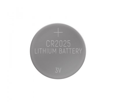 Батарейка GBAT-CR2025 таблетка литиевая