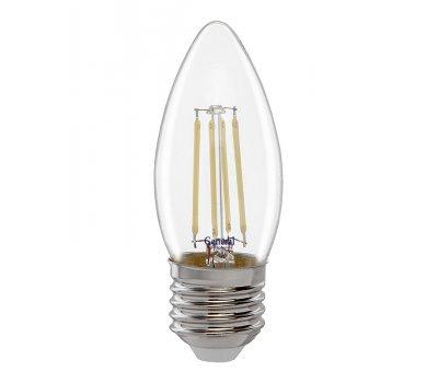 Лампа GLDEN-CS-10-230-E27-6500