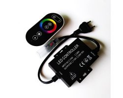 RGB контроллер GDC-RGB-2500-R-IP20-220