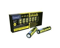Батарейка GBAT-LR03 AAA щелочная коробка 10 шт