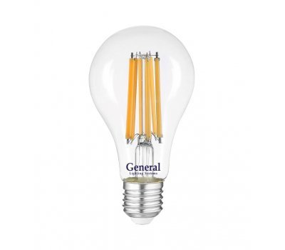 Лампа GLDEN-A65S-25ВТ-230-E27-4500