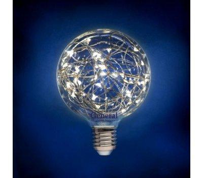 Лампа GLDEN-G95SW-1-230-E27-2700
