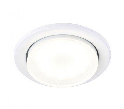 Светильник GCL-GX53-H18-W белый