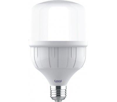 Лампа GLDEN-HPL-27-230-E27-6500