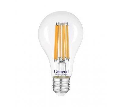 Лампа GLDEN-A65S-25ВТ-230-E27-2700