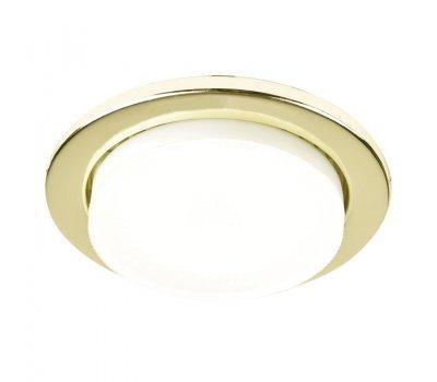 Светильник GCL-GX53-H18-G золото
