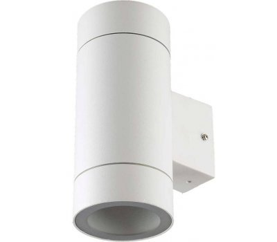 Светильник фасадный GWL-2GX53-M-IP65 WHITE