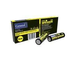 Батарейка GBAT-LR6 AA щелочная коробка 10 шт
