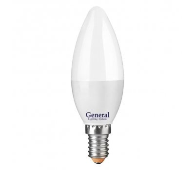 Лампа GLDEN-CF-15-230-E14-2700